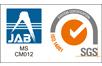 「ISO14001」環境マネジメントシステムを認証取得しています